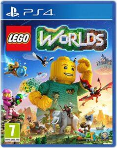 Comprar Juegos Ps4 Lego Worlds Con Envío Gratuito A La Puerta De Tu Casa En España