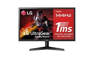 ¿buscas Monitores 144 Hz Lg Con Descuento El Mejor Precio En Internet
