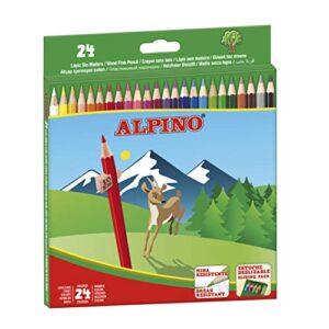 Comprar Lapices Colores Alpino Con Envío Gratuito A La Puerta De Tu Casa En Toda España