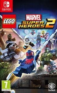 Juegos Nintendo Switch Lego Marvel Valoraciones Reales De Otros Usuarios Este Año