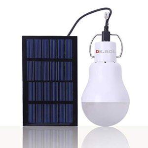Paneles Solares Con Bateria Y Bombillas Opiniones Verificadas De Otros Compradores Este Mes