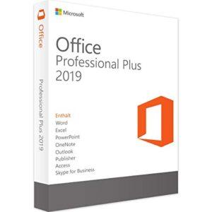 Comprueba Las Opiniones De Microsoft Office 2019 Professional Plus Para 1 Pc. Elige Con Criterio