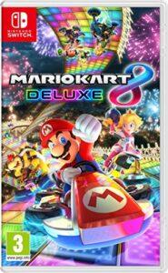 Comprar Juegos Nintendo Switch Mario Kart 8 Con Envío Gratuito A La Puerta De Tu Casa En Toda España