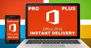 Los Mejores Chollos Y Opiniones De Microsoft Office 2016 Professional