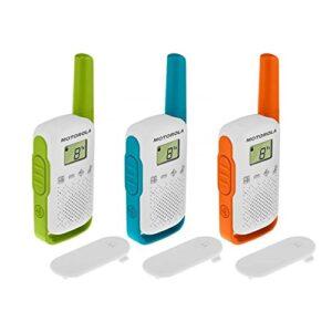 ¿buscas Walkie Talkie Motorola 3 Unidades Con Descuento El Mejor Precio En Internet
