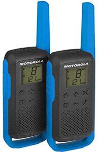 Comprar Walkie Talkie Motorola T62 Con Envío Gratuito A Domicilio En España