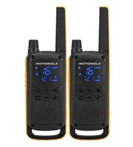 Comprar Walkie Talkie Motorola T82 Con Envío Gratis A La Puerta De Tu Casa En España