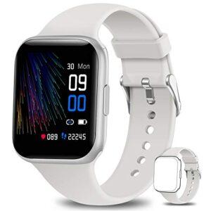 Comprueba Las Opiniones De Smartwatch Mujer Blanco. Selecciona Con Criterio