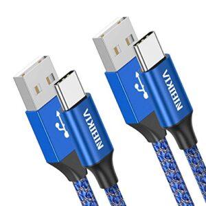 Lee Lasopiniones De Cable Usb Tipo C Carga Rapida 2 Metros. Elige Con Sabiduría