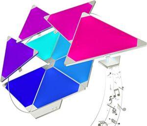 Comprar Paneles Led Pared Triangulares Con Envío Gratis A Domicilio En España