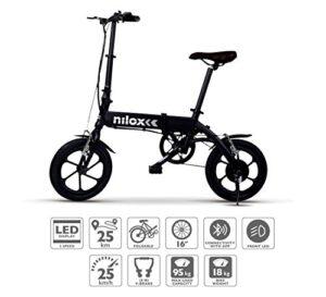 Comprar Bicicletas Electricas Plegables Nilox Con Envío Gratis A La Puerta De Tu Casa En España