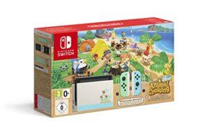 Comprar Nintendo Switch Animal Crossing Edition Con Envío Gratuito A La Puerta De Tu Casa En España