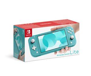 Comprar Nintendo Switch Lite Turquesa Con Envío Gratis A Domicilio En España