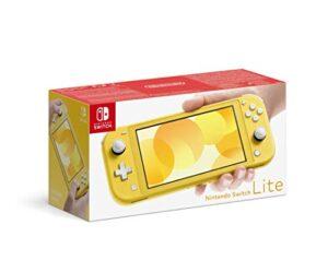 Lee Lasopiniones De Nintendo Switch Lite Amarilla. Selecciona Con Criterio