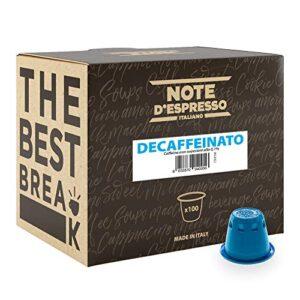 Ofertas Y Valoraciones De Capsulas De Cafe Nespresso Descafeinado