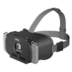 Lee Lasopiniones De Gafas Realidad Virtual Nintendo Switch Con Mandos. Elige Con Sabiduría