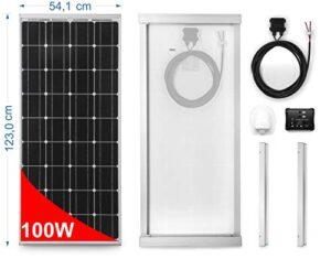 ¿necesitas Paneles Solares Portatiles 200w En Oferta El Mejor Precio Online