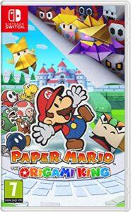 Comprar Juegos Nintendo Switch Mario Paper Con Envío Gratuito A La Puerta De Tu Casa En Toda España