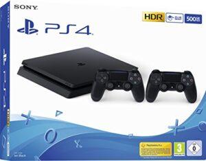 Comparativas Sony Ps4 Slim 500gb Para Comprar Con Garantía