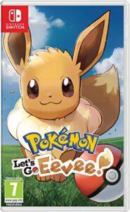 Ofertas Y Opiniones De Juegos Nintendo Switch Pokemon Lets Go Evee