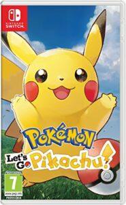 Chollos Y Valoraciones De Juegos Nintendo Switch Pokemon Pikachu