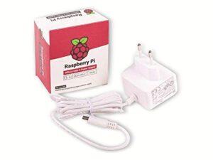 Comparativas Raspberry Pi 4 Power Supply Para Comprar Con Garantía