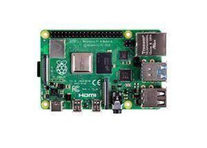 Comprar Raspberry Pi 4 8gb Ram Con Envío Gratuito A La Puerta De Tu Casa En Toda España