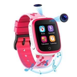 Mejores Comparativas Smartwatch Niña 6 Años Para Comprar Con Garantía