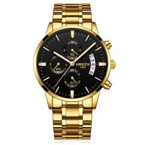 ¿necesitas Relojes Hombre Baratos Oro En Oferta Mejor Precio En Internet