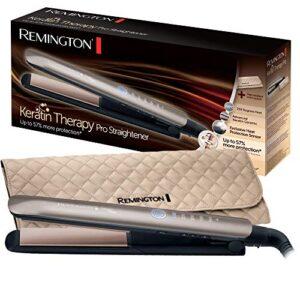 Comprueba Las Opiniones De Planchas De Pelo Remington Keratin Therapy Pro. Elige Con Criterio