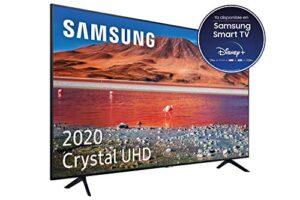 ¿necesitas Televisores Smart Tv 50 Pulgadas 4k Samsung En Oferta El Mejor Precio Online