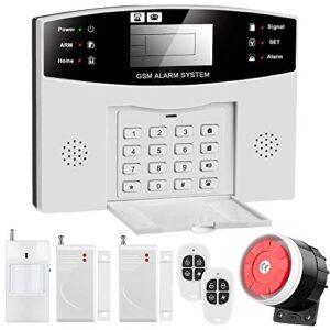 Comparativas Alarmas Para Casa Gsm Si Quieres Comprar Con Garantía