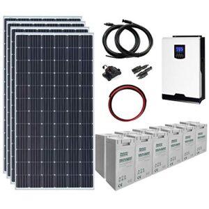 Comprar Paneles Solares Para Casa Con Complete Con Envío Gratuito A Domicilio En España