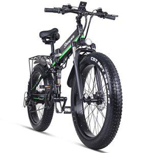 Mejores Comparativas Bicicletas Electricas Plegables Adultos 1000w Para Comprar Con Garantía