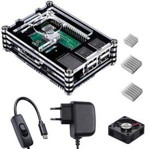 Raspberry Pi 3 B Ventilador Opiniones Verificadas De Otros Usuarios Este Mes