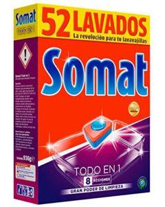 Descuentos Y Valoraciones De Lavavajillas Pastillas Somat