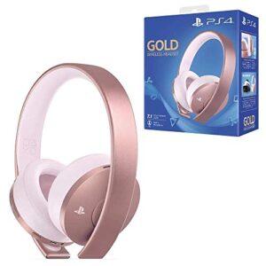 Mejores Comparativas Sony Ps4 Headset Gold Si Quieres Comprar Con Garantía