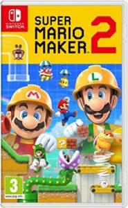 ¿necesitas Juegos Nintendo Switch Mario Maker 2 En Oferta El Mejor Precio Online