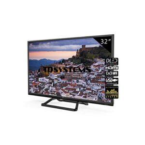 Comparativas Televisor 32 Pulgadas Smart Tv Wifi Td System Si Quieres Comprar Con Garantía