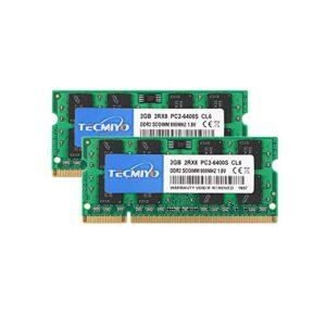 Comparativas Memoria Ram Ddr2 4gb Para Intel Para Comprar Con Garantía