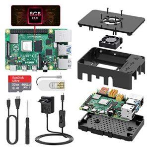 Comprueba Las Opiniones De Raspberry Pi 4 8gb Wifi. Selecciona Con Criterio