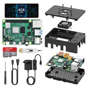 Los Mejores Chollos Y Valoraciones De Raspberry Pi 4 4gb Kit