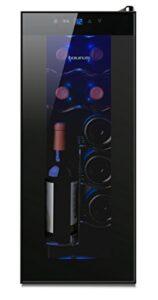 Comprar Vinotecas 12 Botellas Blanca Con Envío Gratis A Domicilio En España