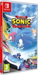 Chollos Y Valoraciones De Juegos Nintendo Switch Sonic Racing