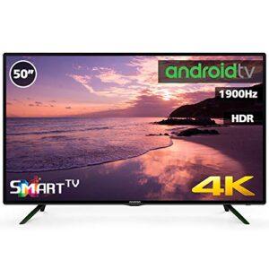 Descuentos Y Valoraciones De Televisores Smart Tv 50 Pulgadas Baratas