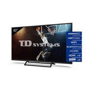 Comprar Televisor 40 Pulgadas Td Systems Con Envío Gratuito A Domicilio En España