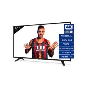 Comparativas Televisor 50 Pulgadas Smart Tv Si Quieres Comprar Con Garantía