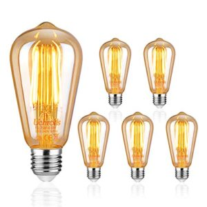 ¿necesitas Bombillas Led E27 Luz Calida Vintage En Oferta Mejor Precio En Internet