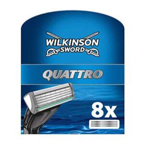 ¿necesitas Cuchillas De Afeitar Wilkinson Quattro En Oferta El Mejor Precio De Internet