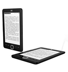 Comprueba Las Opiniones De Ebook Tinta Electronica Tactil. Elige Con Criterio